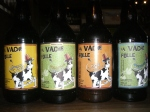 The La Vache Folle Range